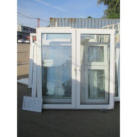 Окно пластиковое 1680х1630 (1)