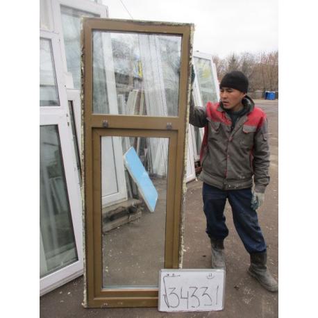 Окно пластиковое 1820х650 (1)