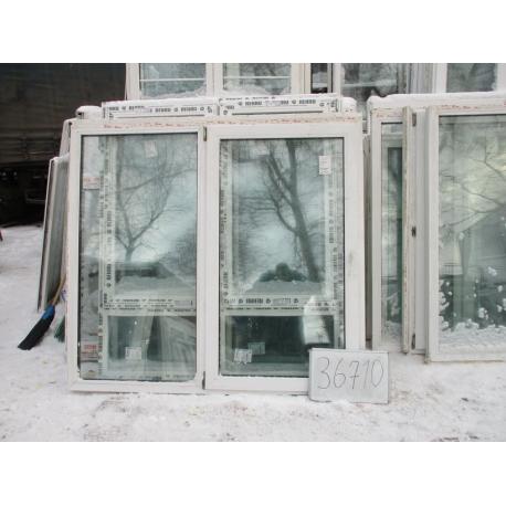 Окно пластиковое 1600х1750 (1)