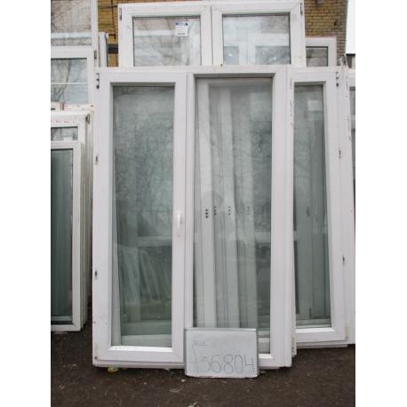 Окно пластиковое 1830х1180 (1)