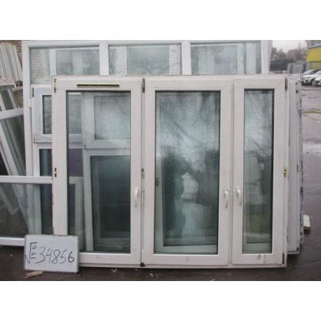 Окно пластиковое 1520х1860 (1)