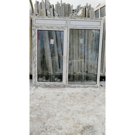 Окно пластиковое 1560х1560 (1)