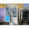 Двери ПВХ Б/У 2310 (в) х 710 (ш)