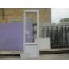 Двери БУ Пластиковые 2540 (в) х 740 (ш) (1)