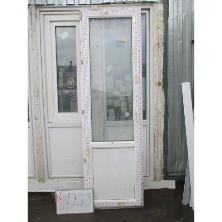Дверь пластиковая 2320х700 (1)