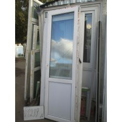 Дверь пластиковая 2360х730 (1)