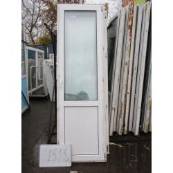 Дверь пластиковая 2330х670 (1)