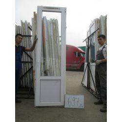Дверь пластиковая 2350х700 (1)