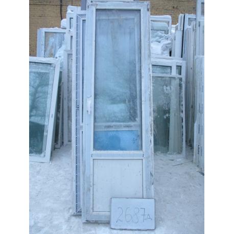 Дверь пластиковая 2370х730 (1)