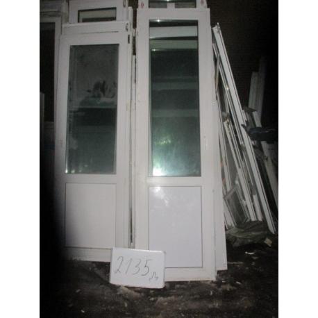 Дверь пластиковая 2370х660 (1)