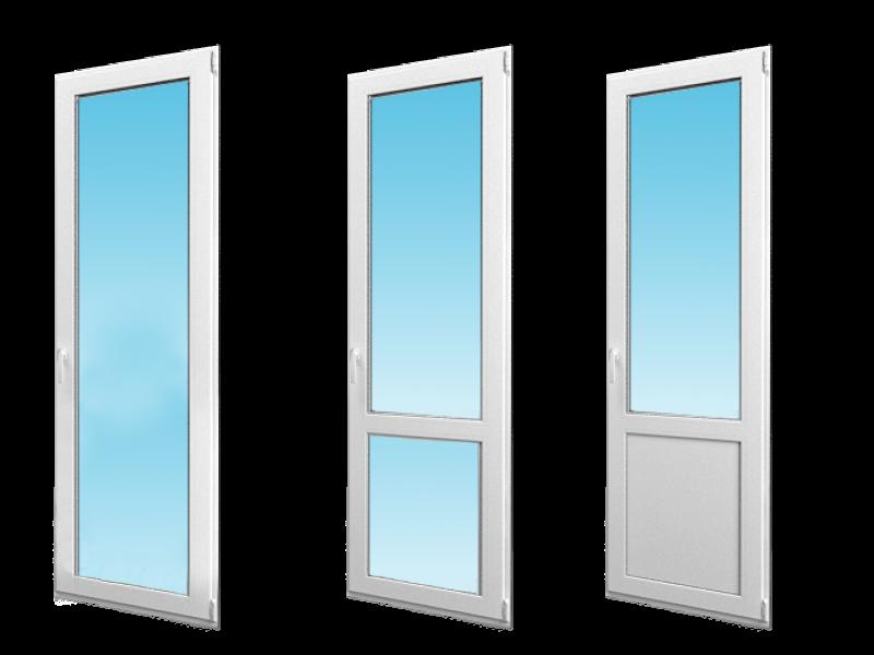 ПВХ двери для теплицы